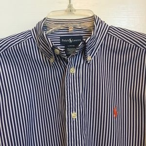 Boy's Ralph Lauren Large(14-16)Long Sleeve Shirt